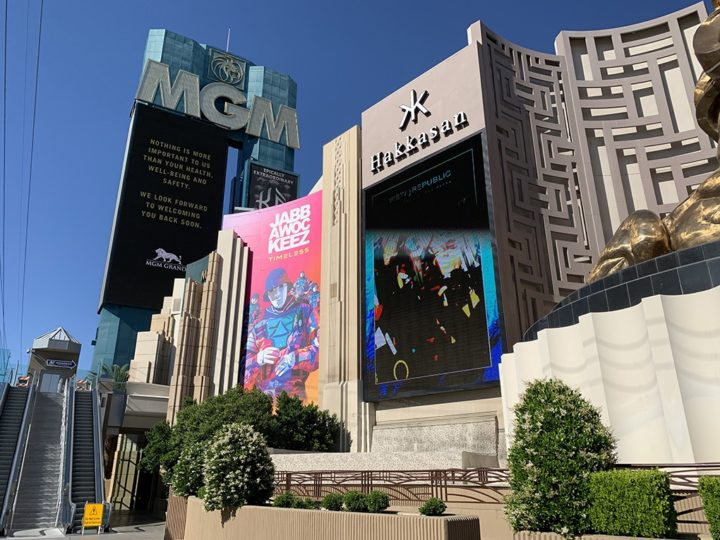 Best Las Vegas Hotel Room Rates for the MGM