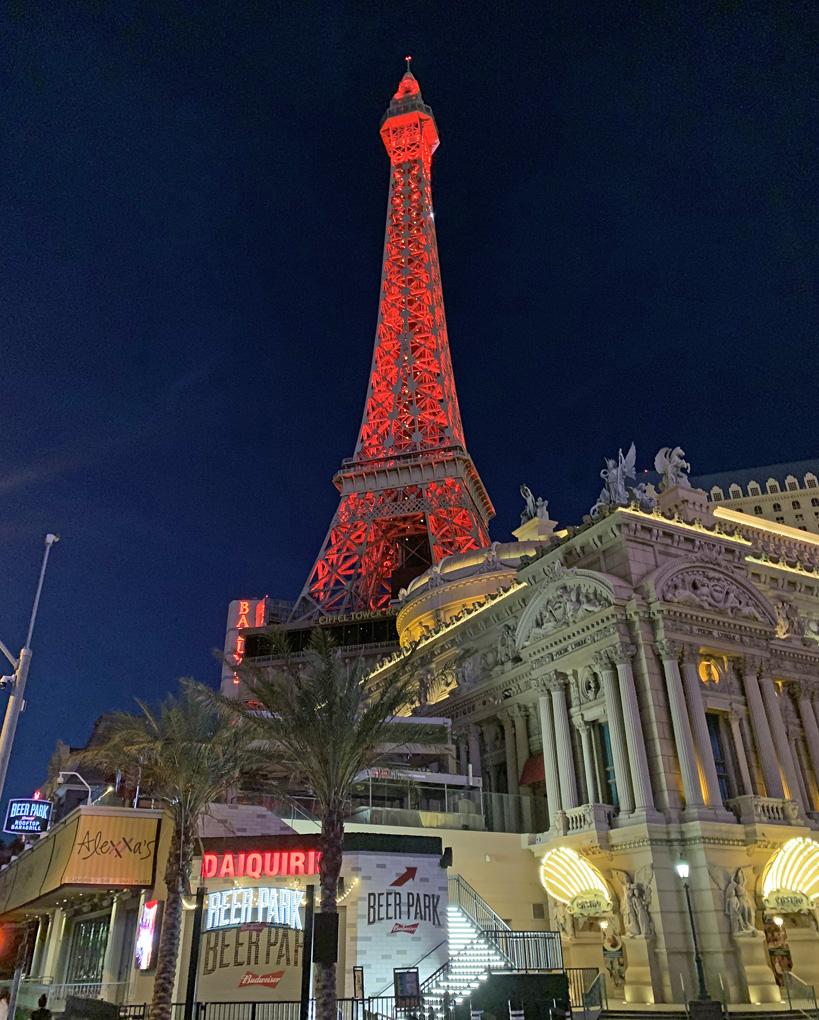 Eiffel Tower @ Paris, Las Vegas