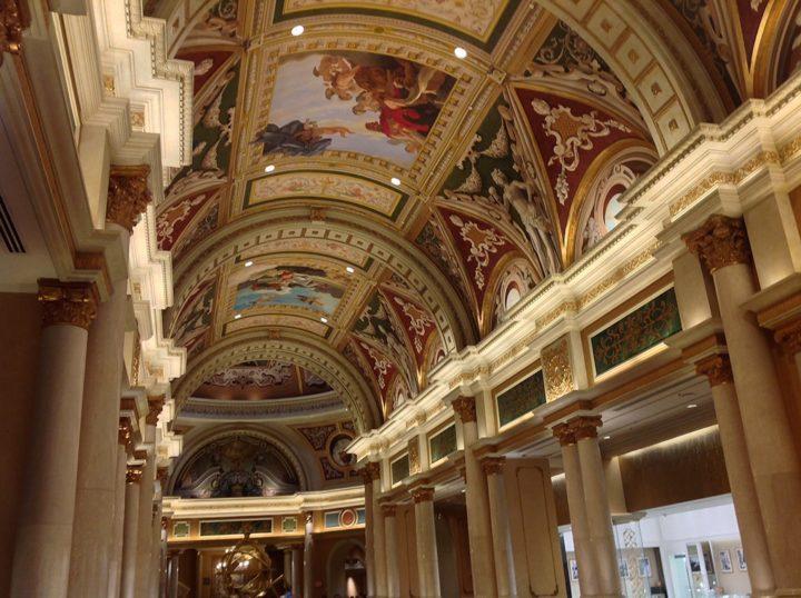 The Venetian is an opulent Las vegas Casino Resort