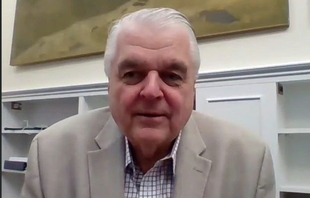 Governor Sisolak, Nevada
