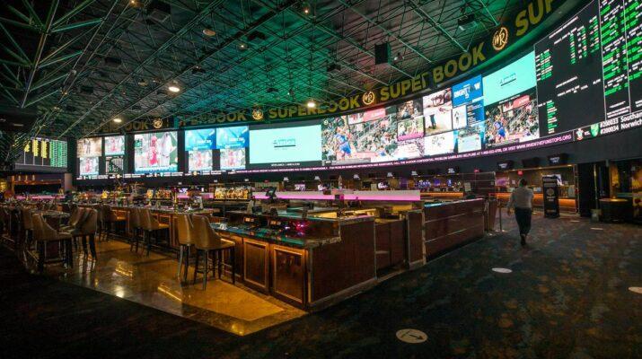 The Westgate Superbook Las Vegas' Best SportsBook