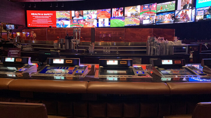 Caesars Las Vegas SportsBook