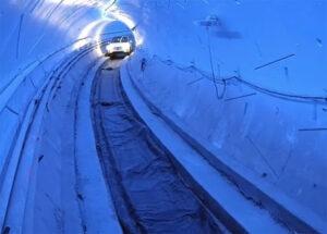 Las Vegas Convention Center Tunnel System