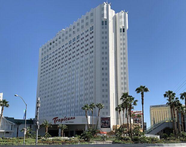 Tropicana Resort on the Las Vegas Strip