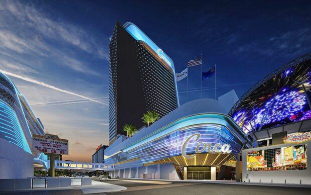 Circa Resort Las Vegas, 21+ resort