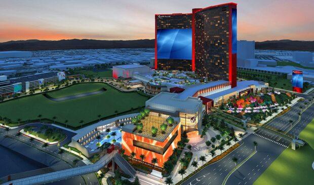 Resort World Las Vegas an International Hotel