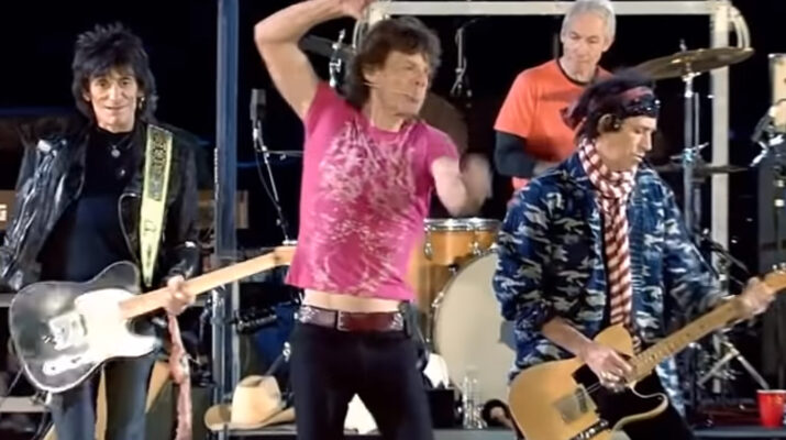 Rolling Stones Las Vegas 2021