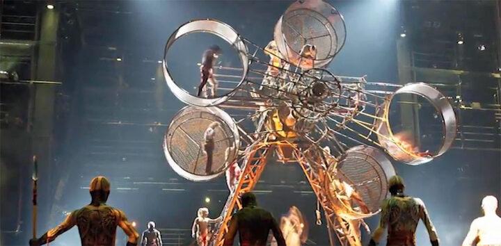 Cirque du Soleil, MGM Resort