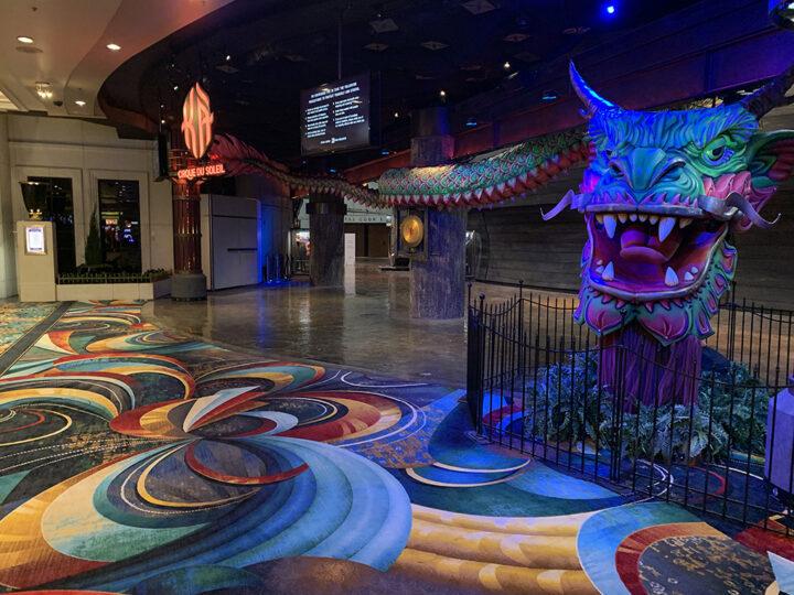 Cirque du Soleil, a Las Vegas staple for 30 years